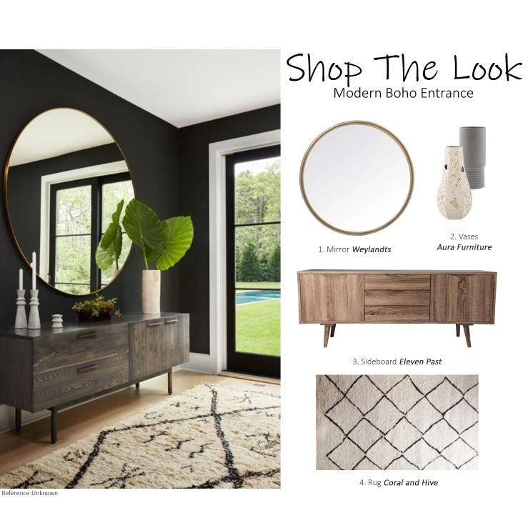 Shop the look Boho