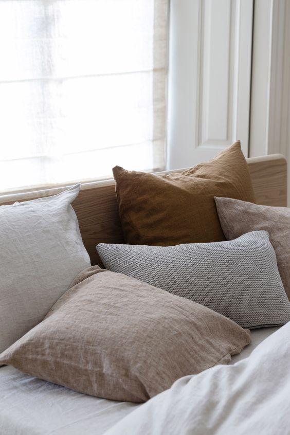 Upholstering in Linen